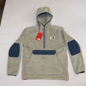 2018 Campshire Hoodie, Vintage White Shady Blue!!!